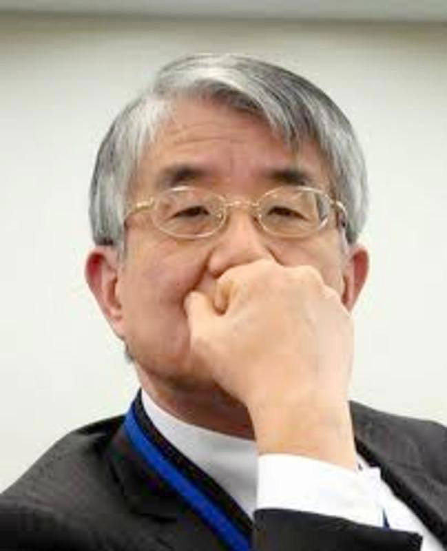 Madarame Haruki, former Chairman pf the Nuclear Safety Commission
